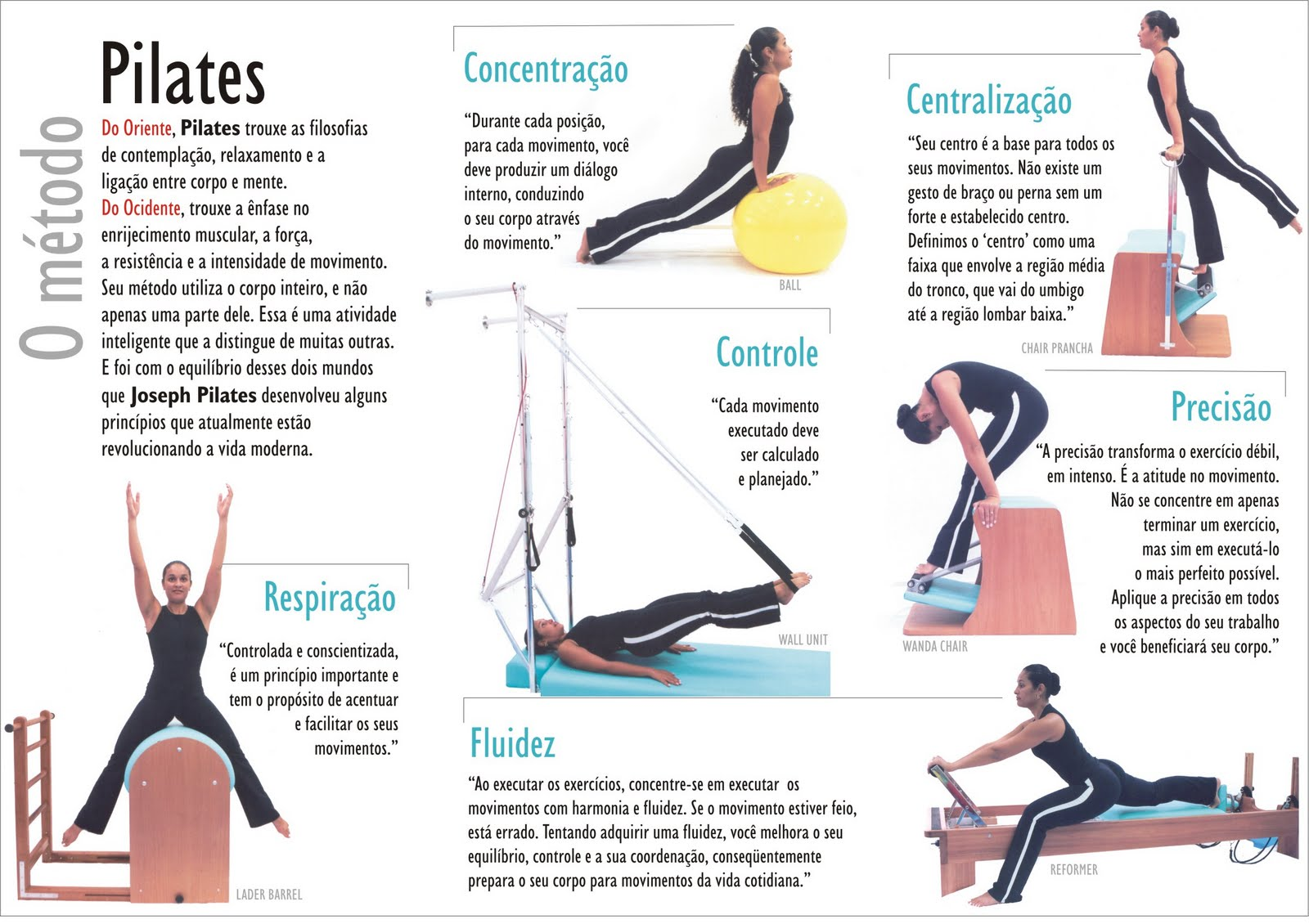 Preferência Pilates: benefícios sem fim ET33